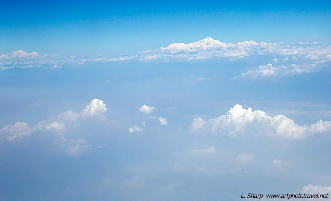 The gallery for --> Kanchenjunga Location