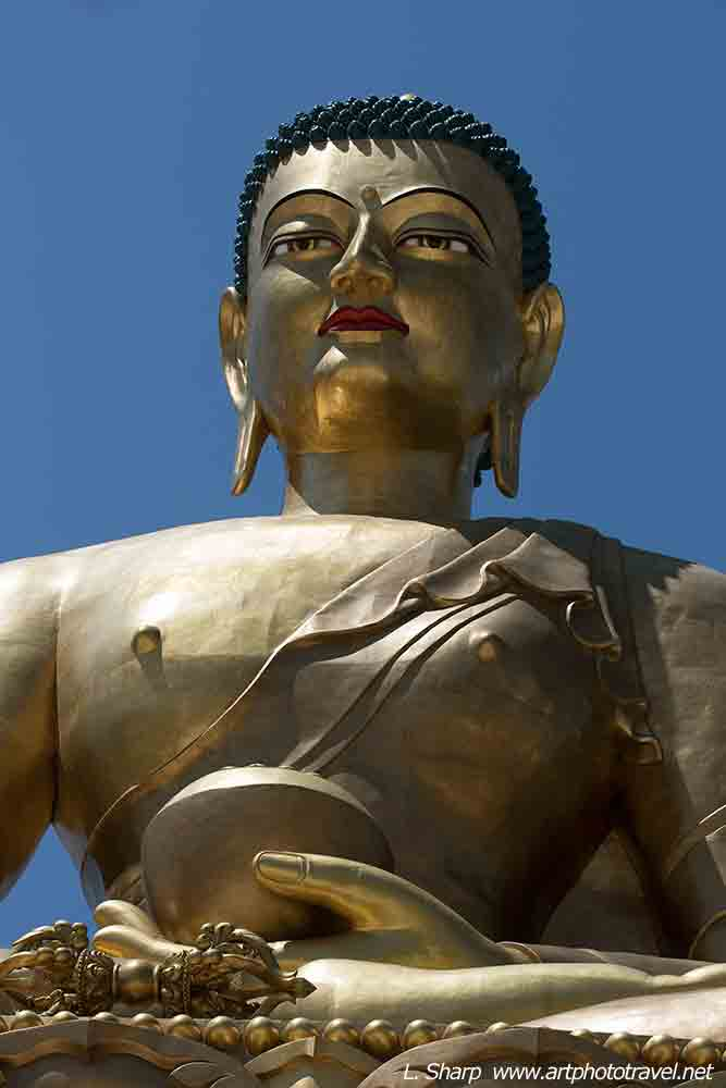 The-Giant-Buddha-Thimphu