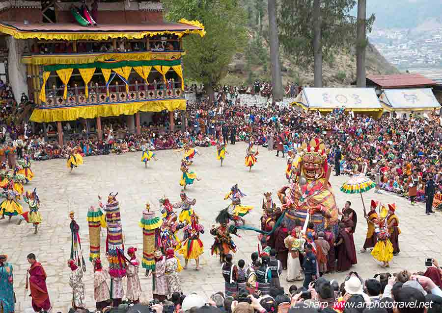 Paro-Tsechu-day-4-The-Grea- Shinje