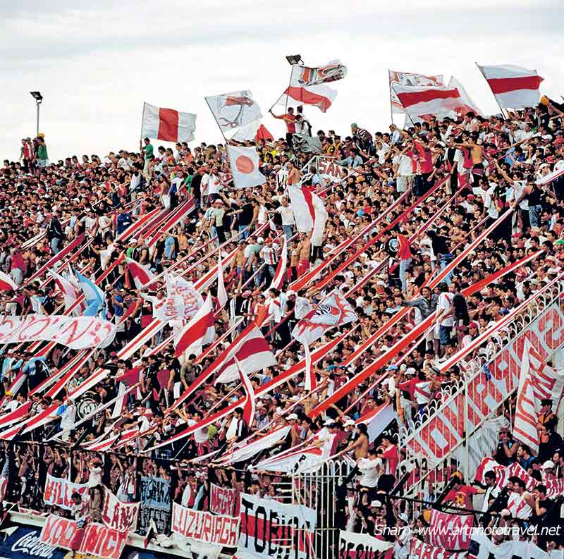 River-Plate-Fans-at-the-Boca-vs-River-match-Boca-Stadium