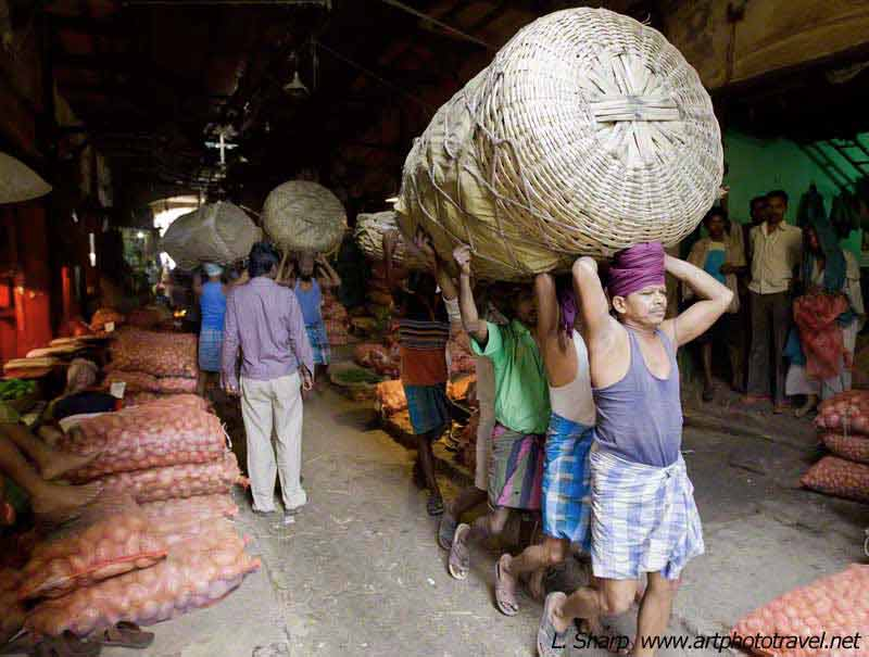 porters-in-the-Kolay-markets-Kolkata