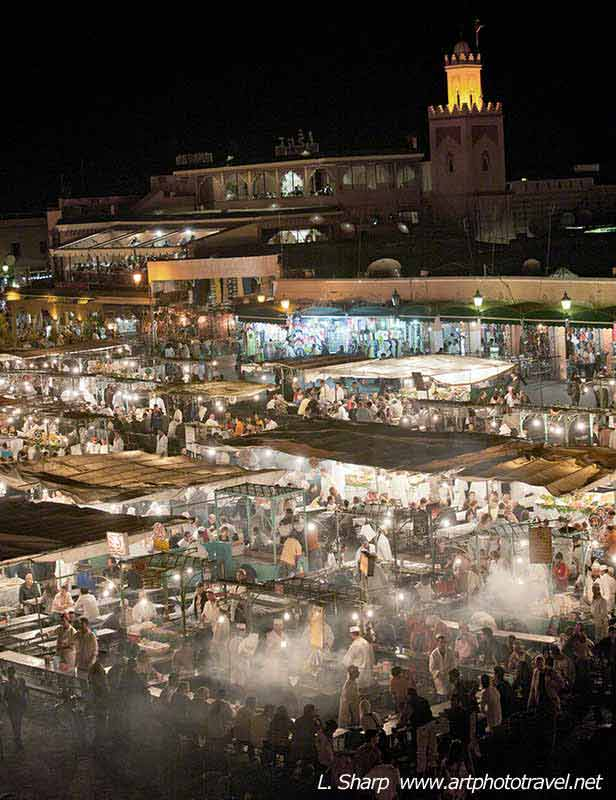 marrakech-night-stalls-Jemaa-el-Fna