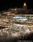 Jemaa el Fna night stalls