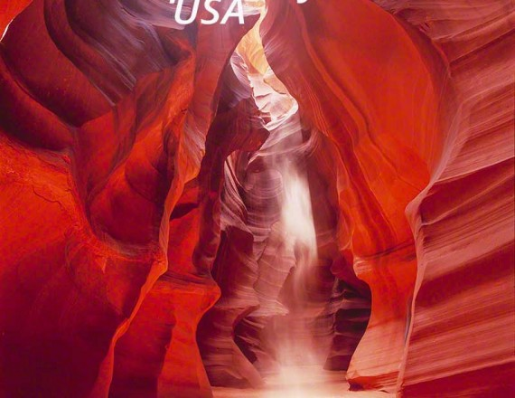 antelope canyon cathedral arizona usa