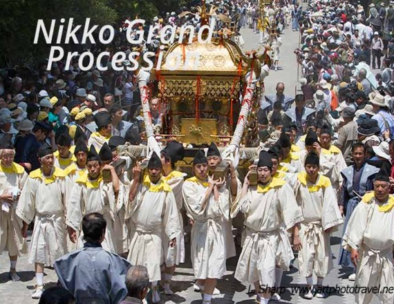 the march of 1000 warriors nikko grand procession