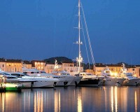 St. Tropez yachts. (dreamstime stock photo)