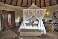Our lodge bedroom motswari south africa