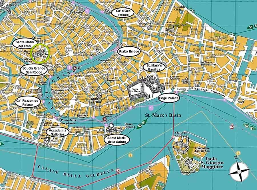 artphototravel Carnival of Venice A Review – Tourist Map Of Venice Italy