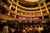 Opera at Palais Garnier Paris