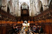 York minster Abbey UK
