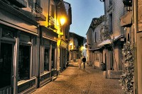 Streets of Carcassonne