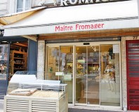 Found fromage de Campagne at a Marais cheese shop