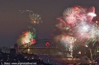sydney new years eve 9pm fireworks display