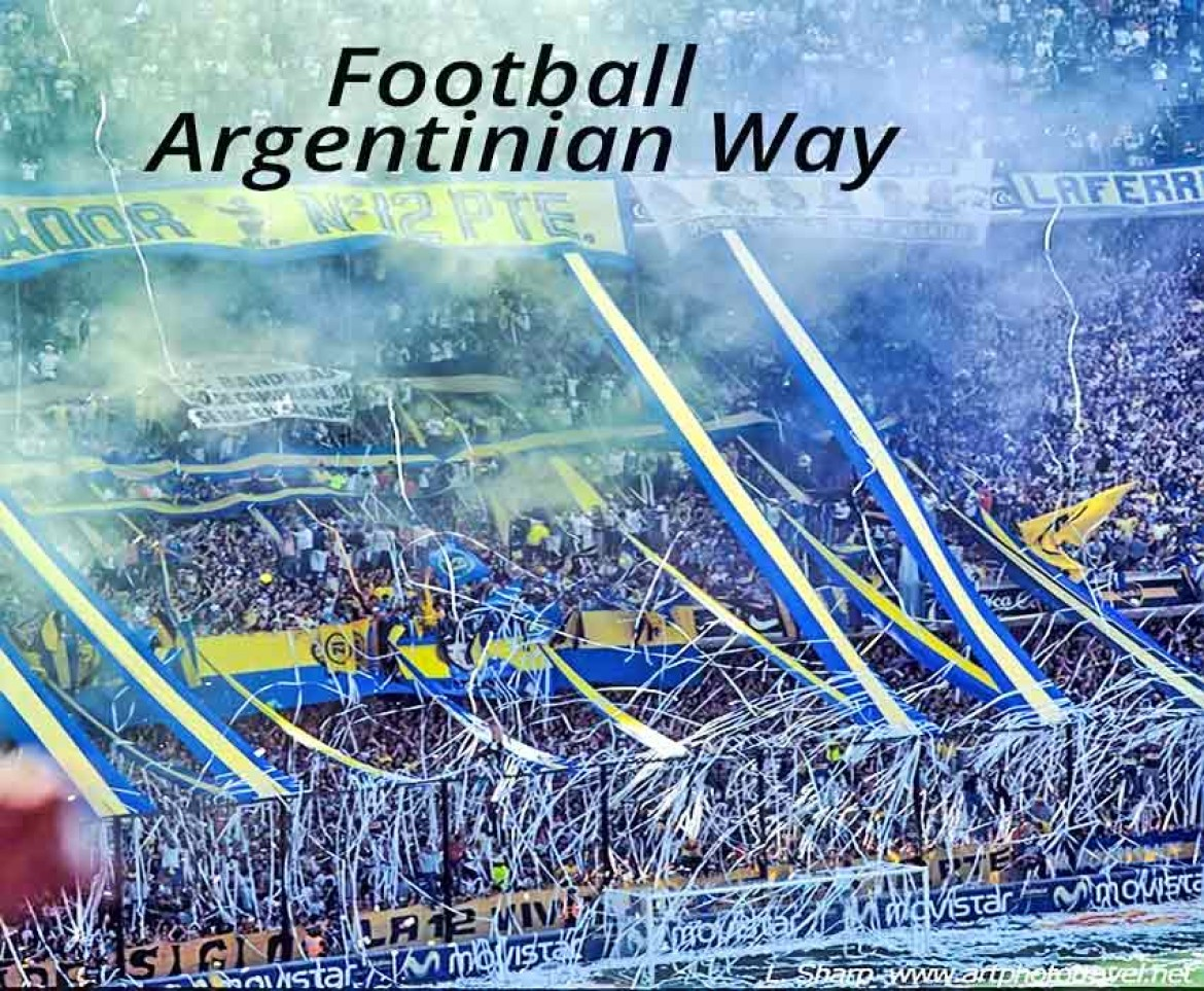 football argentinian style boca vs river plate
