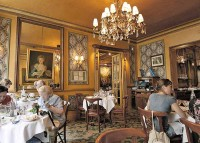 Le Procope upstairs