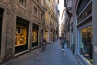 Lucca main street
