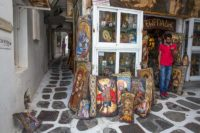 Mykonos icon shop