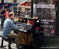 Master pianist shows his skills St Michel