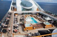 Seabourn Odysey leisure deck