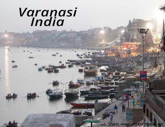 varanasi the ancient city of india